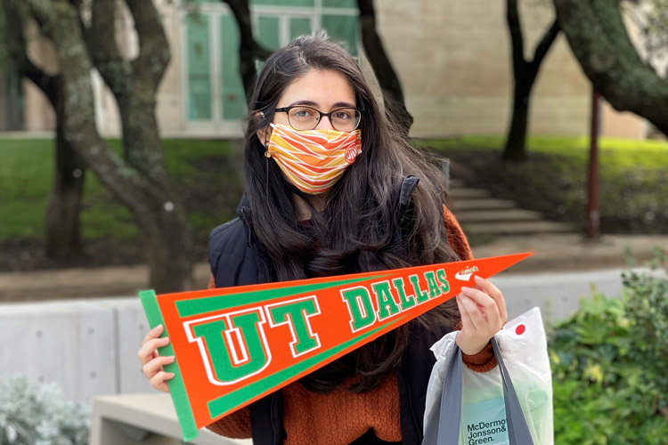 UT Dallas Celebrates Founders Day Virtually with Contest, Giveaways