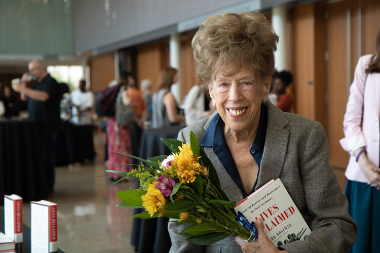 Dr. Zsuzsanna Ozsváth, Holocaust Studies Program Founder, To Retire
