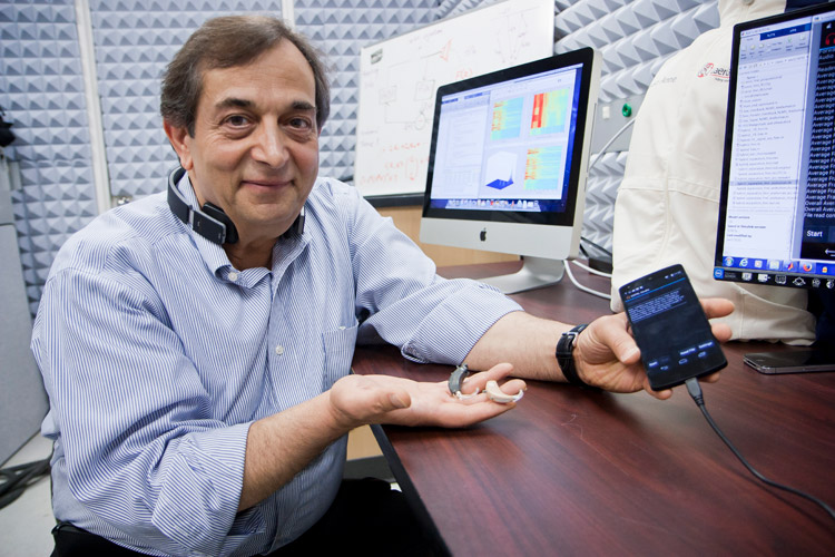 Researchers Develop Smart Apps To Help People with Hearing Loss