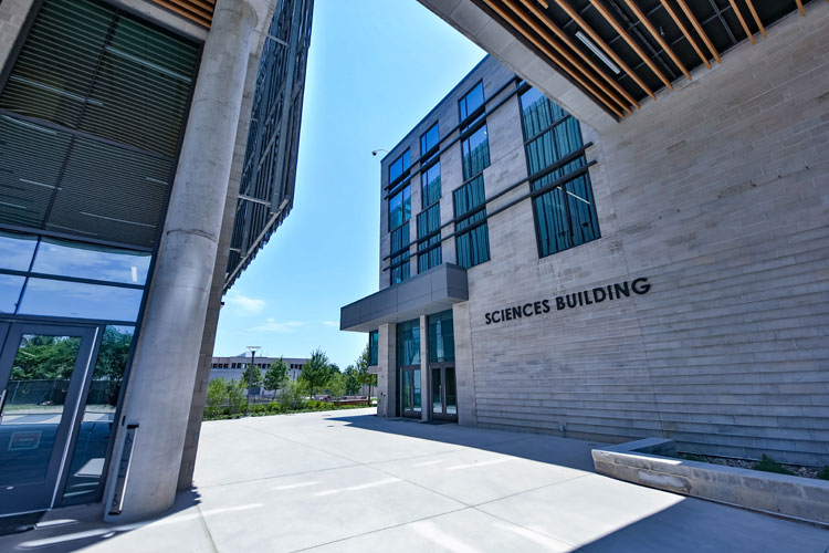 Sciences Building Becomes Campus